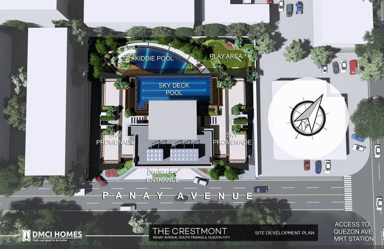 The Crestmont Quezon City Official Dmci Homes