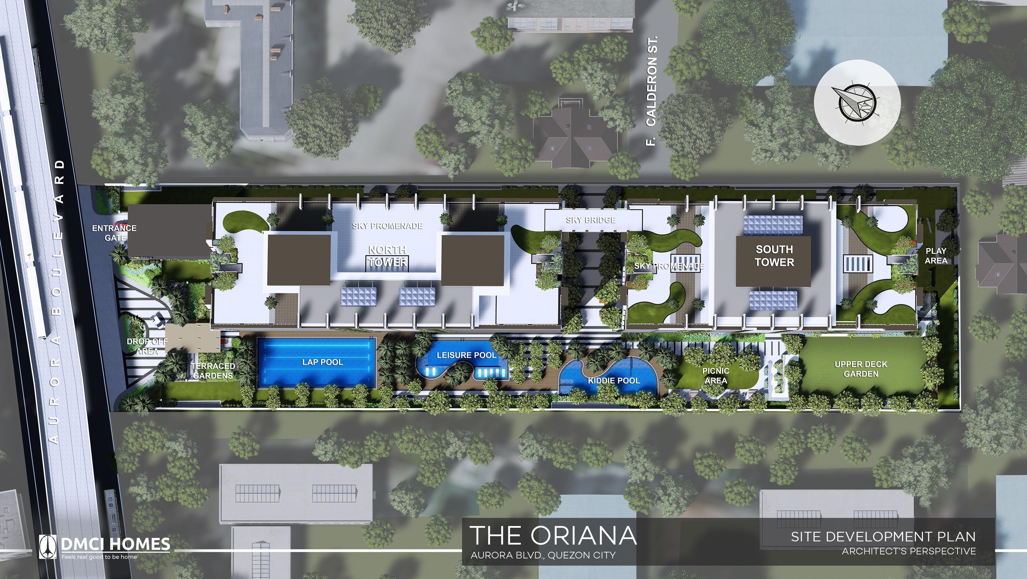The Oriana, Aurora Boulevard, Quezon City