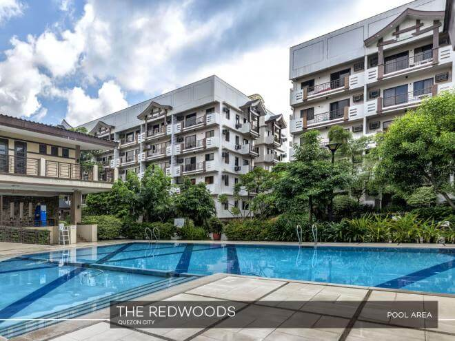 The Redwoods Pool