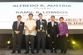 DMCI Homes gets BIR award for paying over P1B tax
