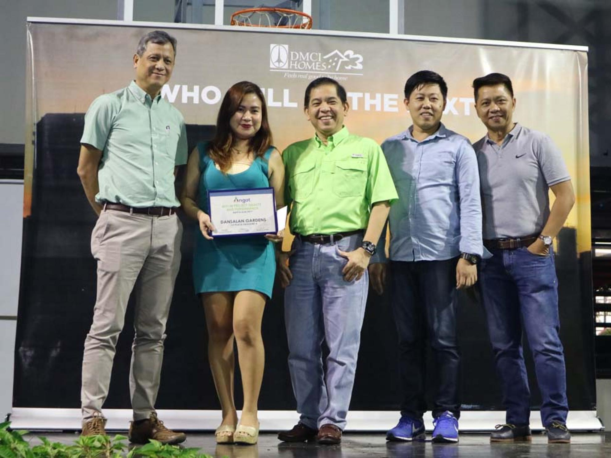Latest Quality campaign awardees, board passers honored