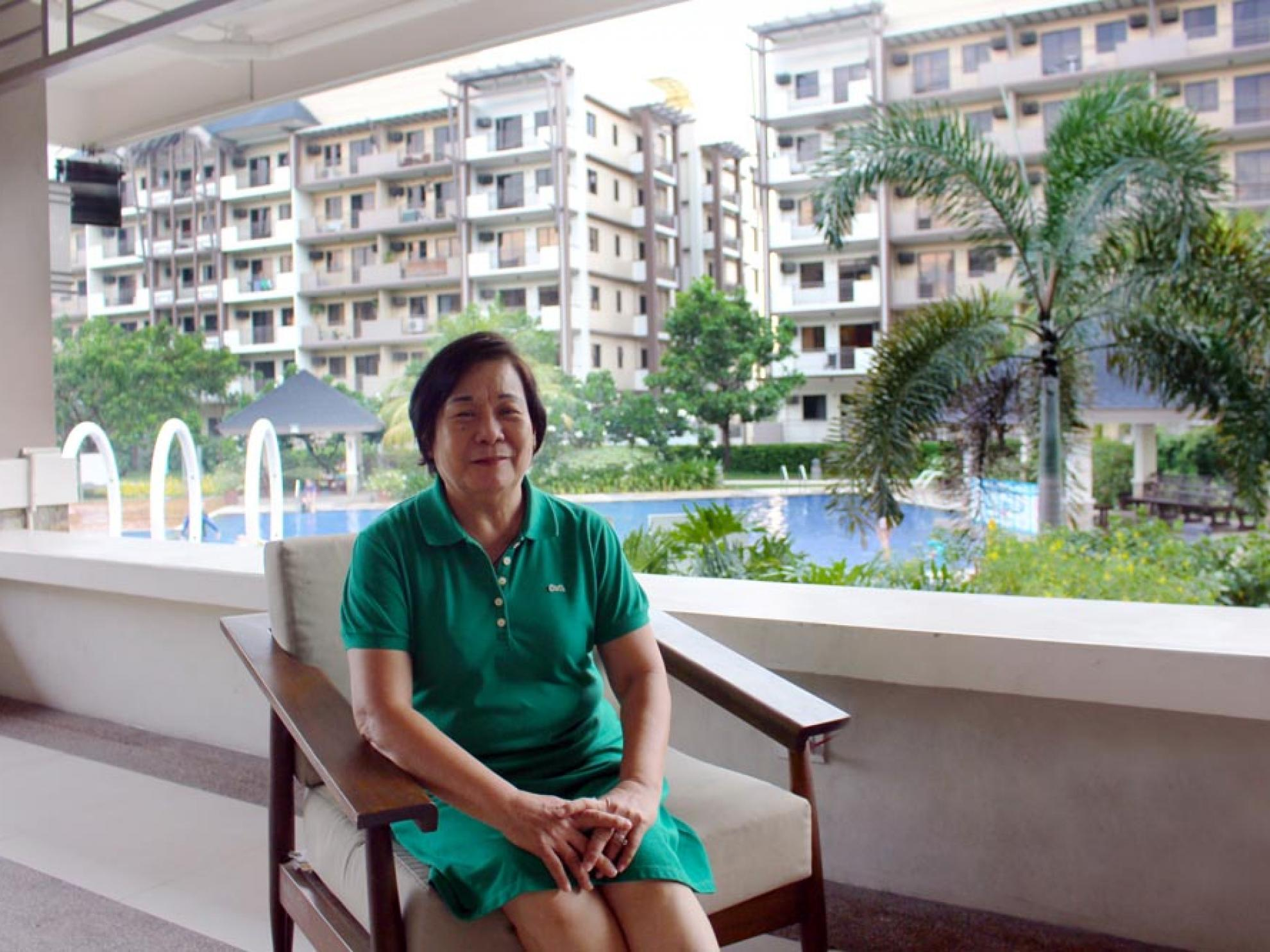 Teaching is a never ending journey for Arista Place's resident mentor