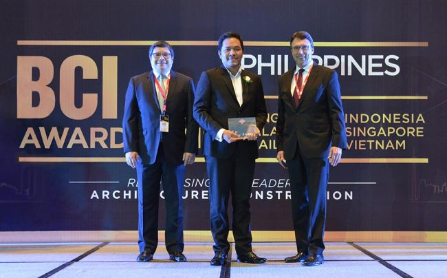 bci asia 2018 awards dmci homes