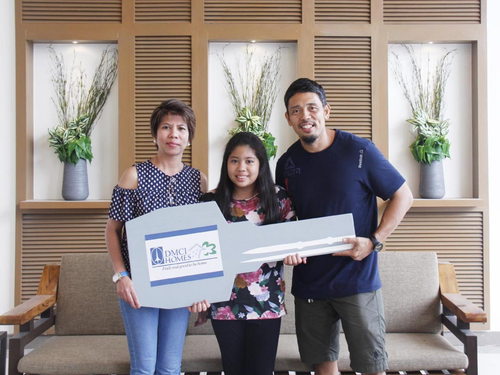 Entrepreneur couple happy to find dream home in their 'comfort zone'