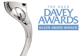 DMCI Homes brings home a silver award for its Corporate Website in the 2013 International Davey Awards