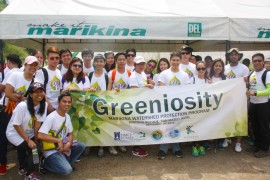 DMCI Group joins Marikina watershed protection program