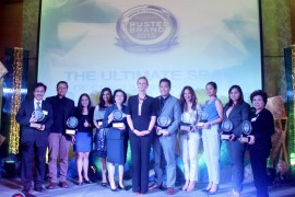 DMCI Homes receives 4th consecutive Trusted Brand Award