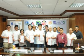 DMCI Homes Adopts an Estero, Aims to Bring Engineering Solutions to Pasong Tamo River
