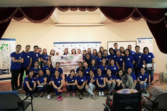 dmci homes at san lorenzo home for the elderly