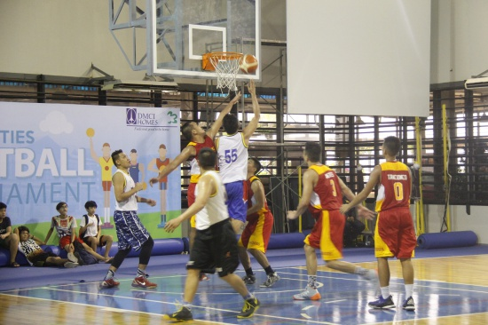 dmci homes basketball tournament
