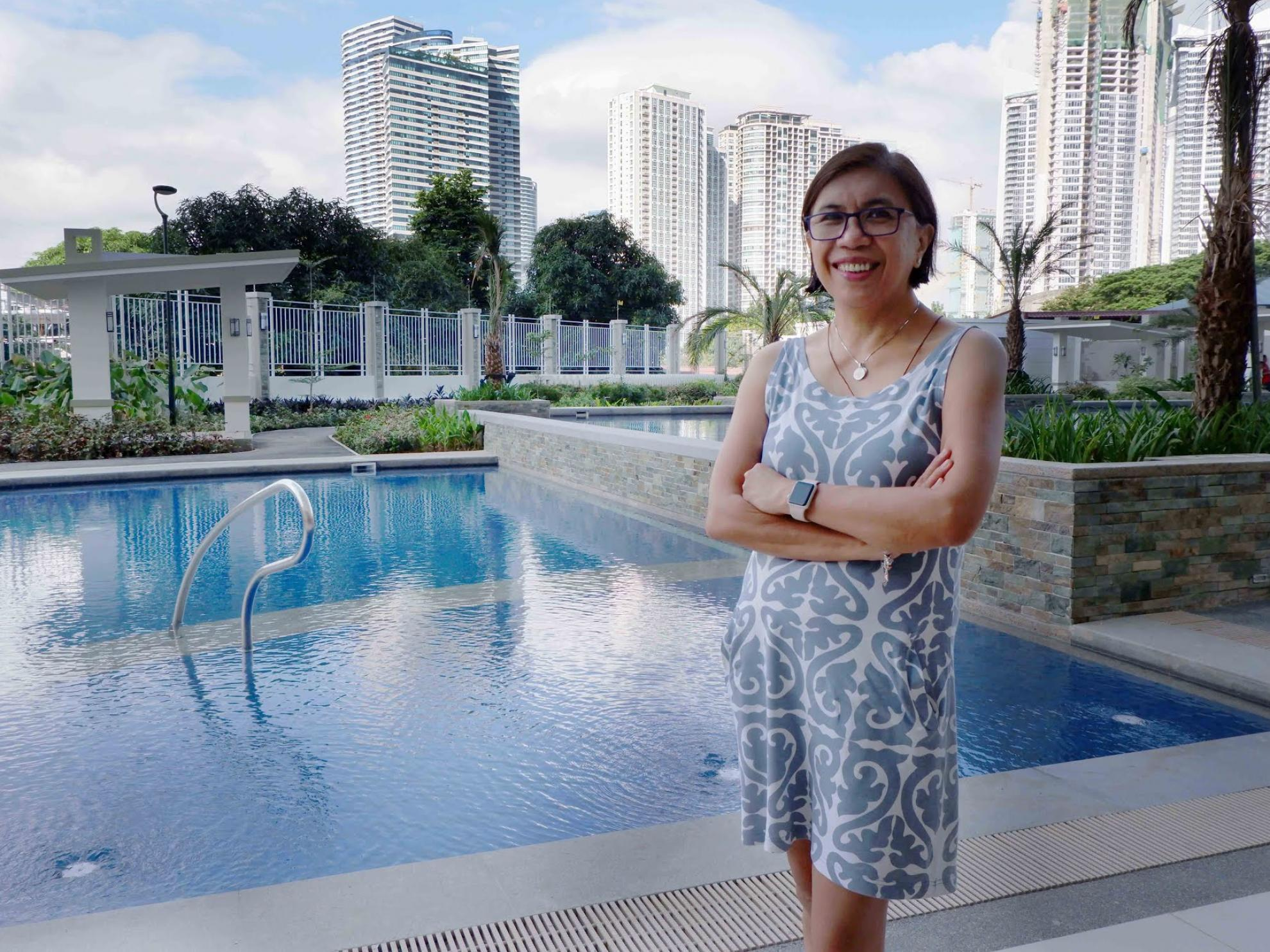 DMCI Homes' Brio Tower 'goes beyond expectations' of unit owner