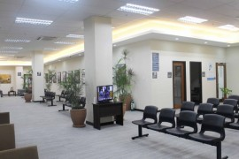 Improving Customer Service with a new Customer Lounge