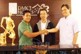 DMCI Homes named 'Mason of the Year'