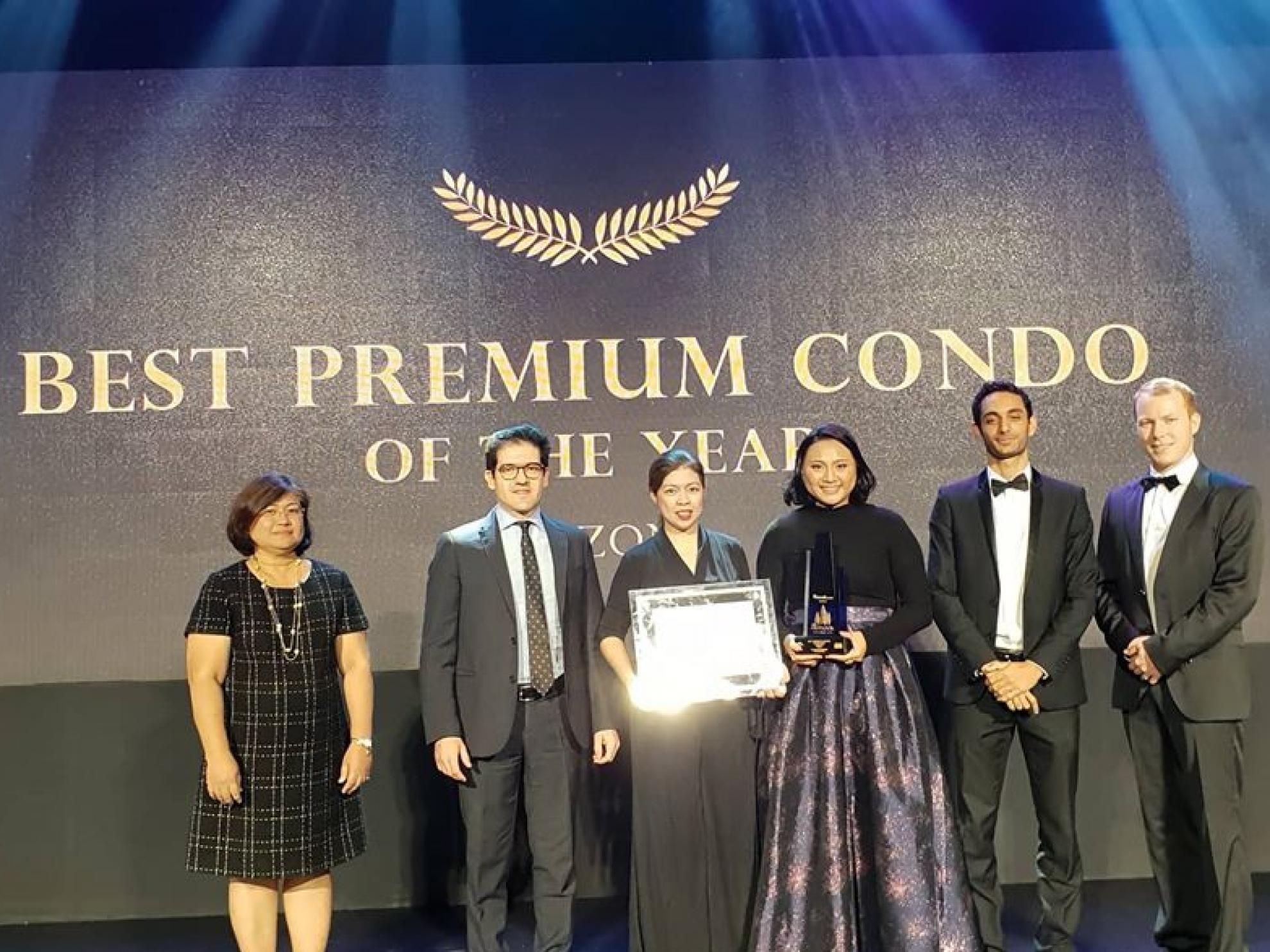 DMCI Homes projects bag awards in The Outlook 2018 by Lamudi Philippines