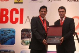 DMCI Homes receives its 2nd BCI Top 10 Developer Award