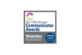 DMCI HOMES receives Distinction Award for its Corporate Website in the 19th Annual Communicator Awards