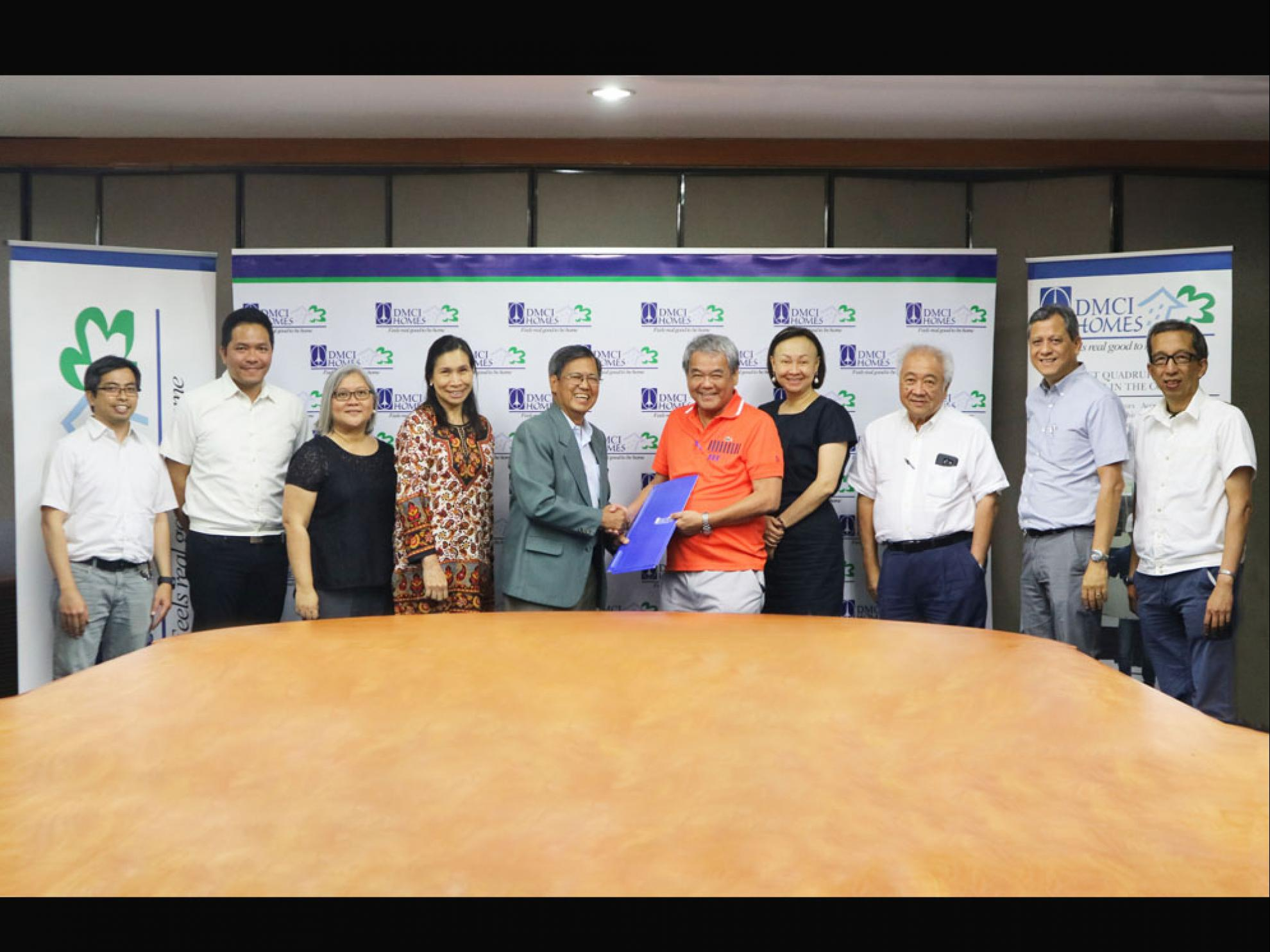 DMCI Homes donates P7.5M to boost UP Institute of Civil Engineering's research capability