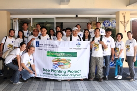 Pioneering construction-company institutionalizes its CSR initiatives