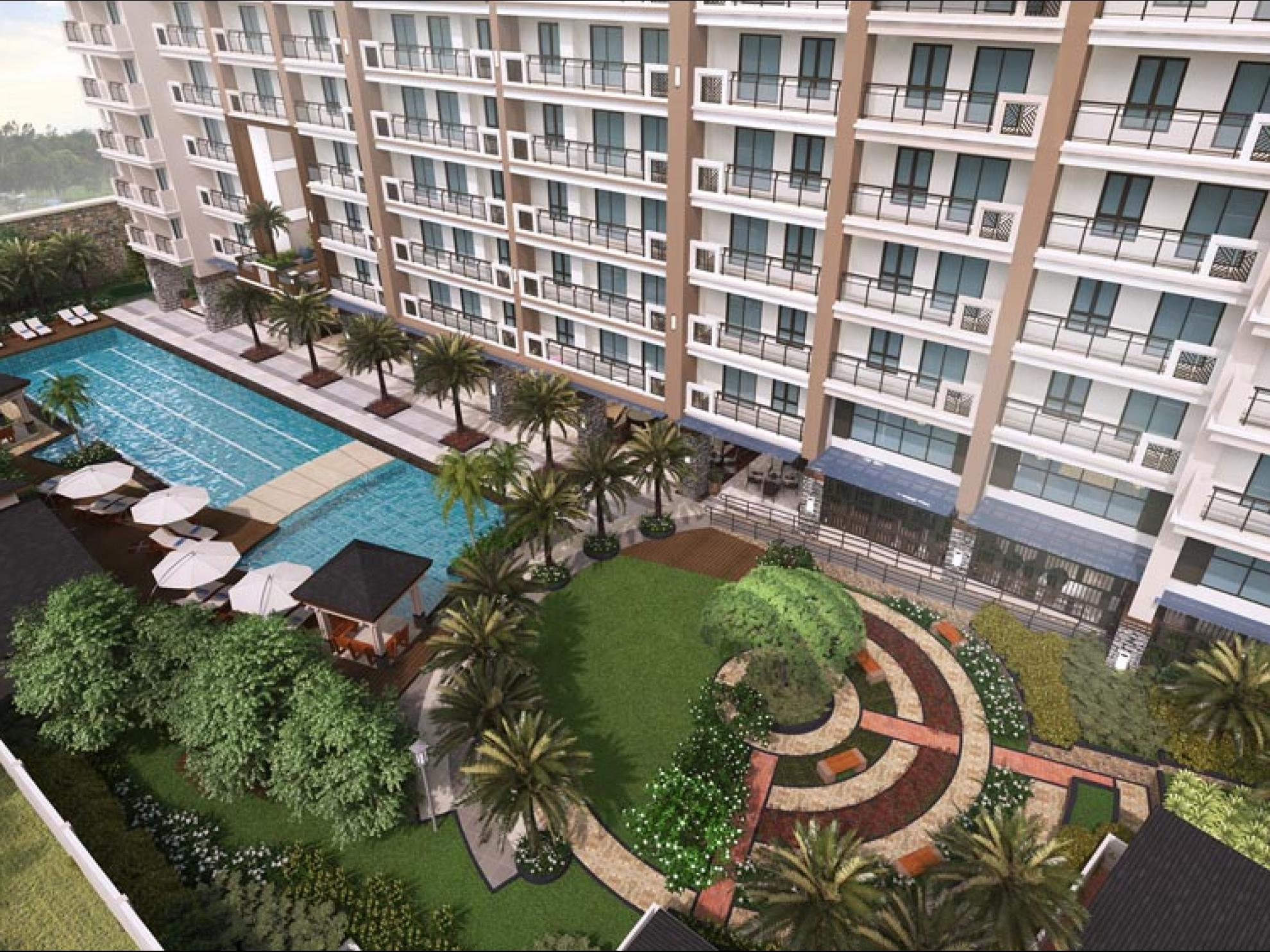 DMCI Homes' Fairway Terraces on track for completion early next year