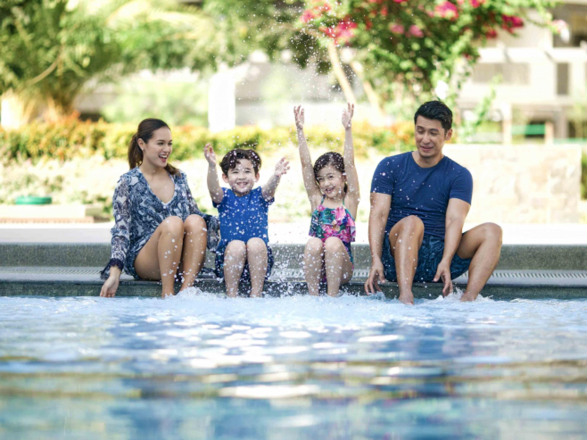 family living at dmci homes