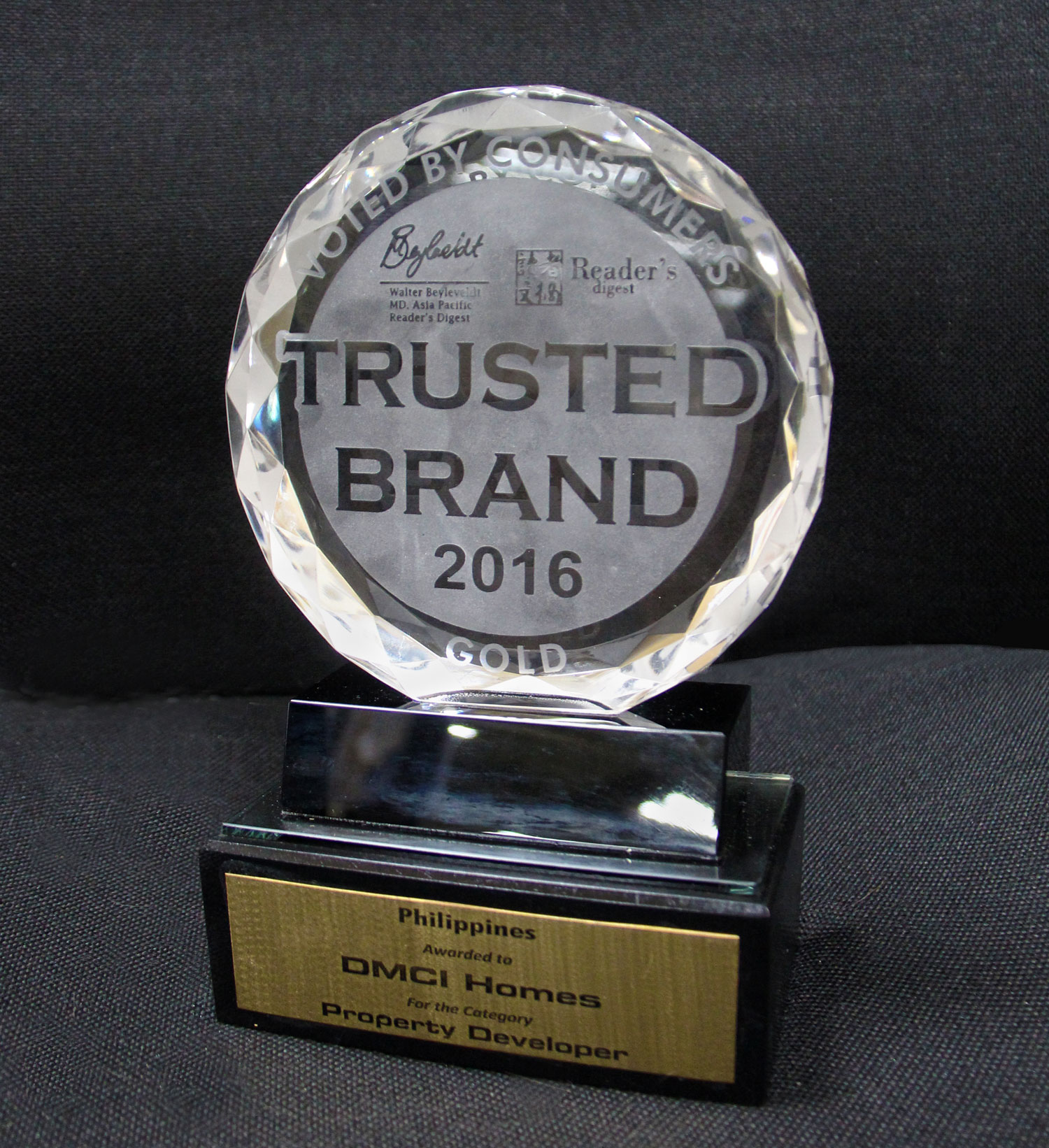 Trusted Brands Gold 2016