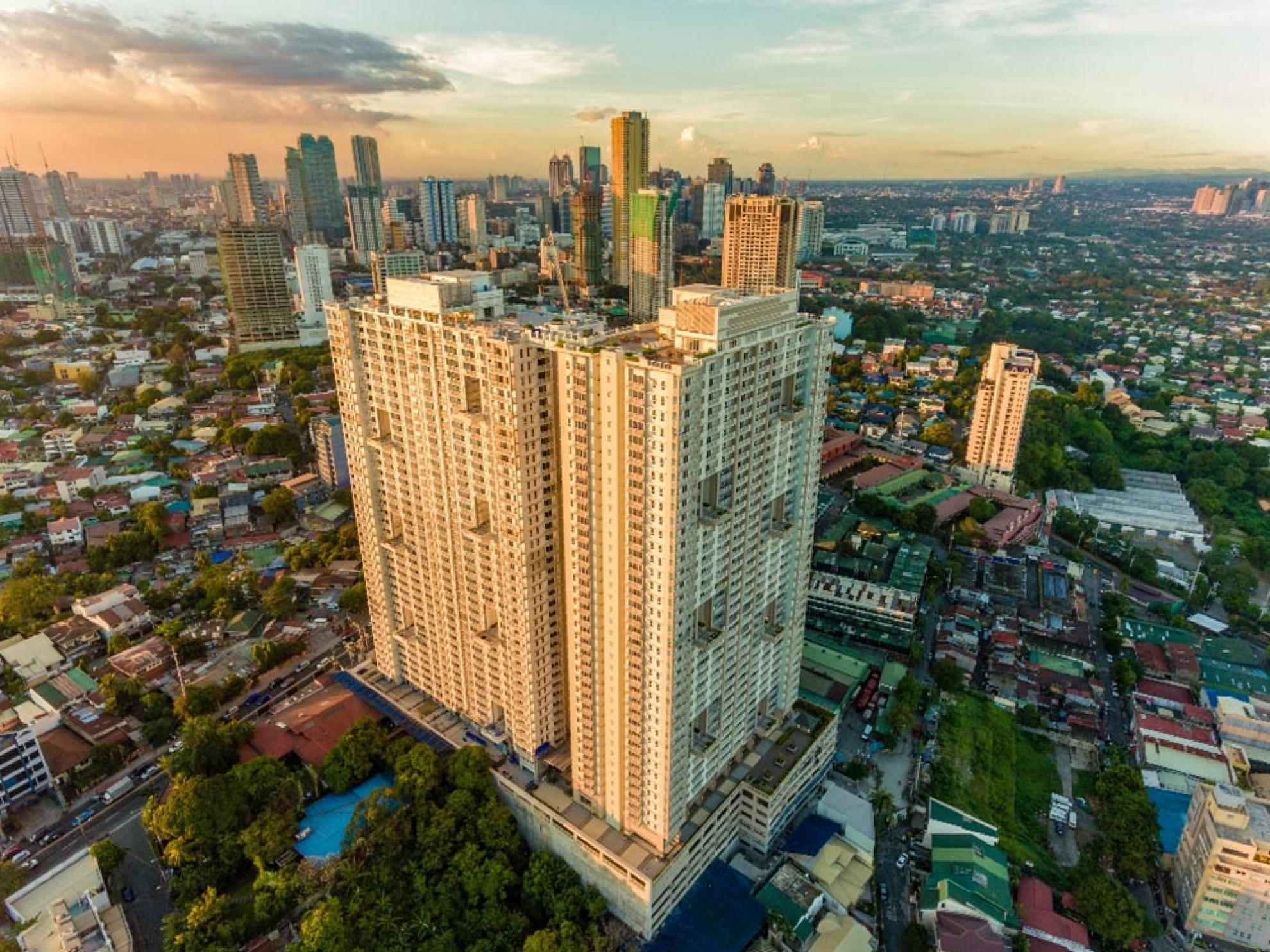 Lumiere Residences' 2nd tower up for early turnover this June