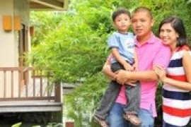 marasigans family owns a raya garden condominium size medium News