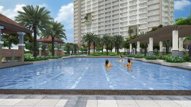 prisma residences lap pool
