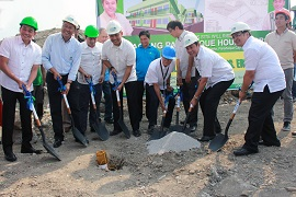 New phase, units of DMCI Homes-backed socialized housing project in Para