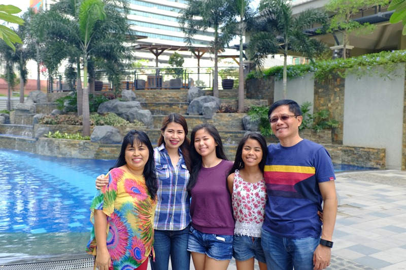 Family finds dream home in Mandaluyong high-rise