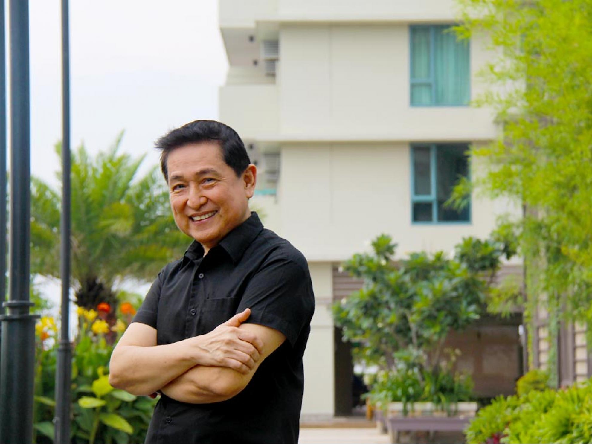 Tivoli Garden Residences' community love delights young retiree