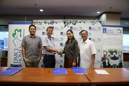 up engineering collaborates with dmci homes